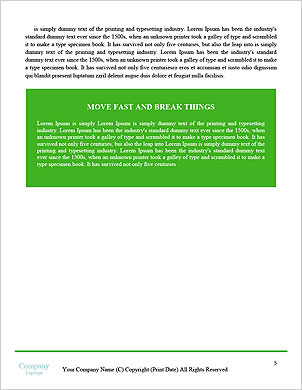 0000090040 Word Template - Page 5