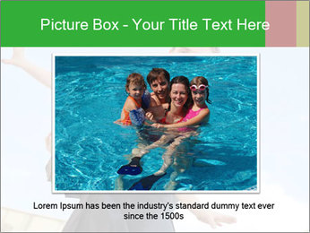 Father Playing With Son PowerPoint Template - Slide 15