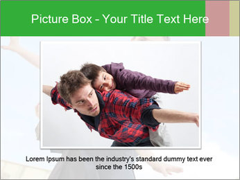 Father Playing With Son PowerPoint Template - Slide 16