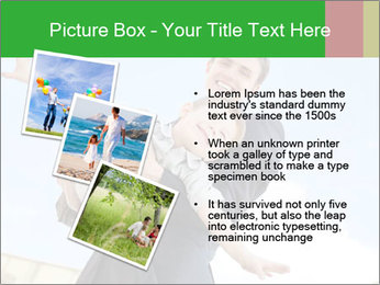 Father Playing With Son PowerPoint Template - Slide 17