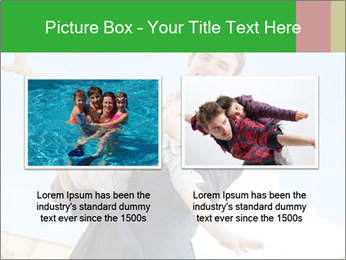 Father Playing With Son PowerPoint Template - Slide 18