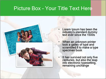 Father Playing With Son PowerPoint Template - Slide 20