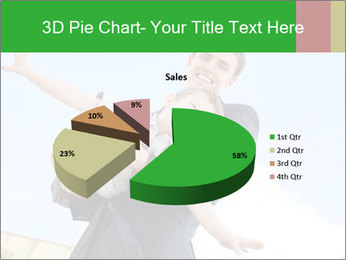 Father Playing With Son PowerPoint Template - Slide 35
