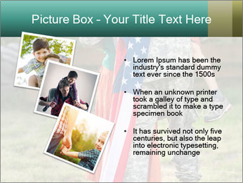 Family Reunion PowerPoint Template - Slide 17