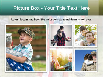 Family Reunion PowerPoint Template - Slide 19