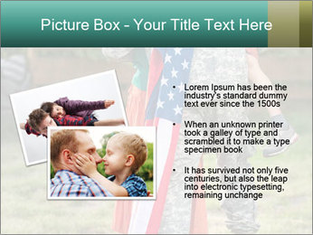 Family Reunion PowerPoint Template - Slide 20
