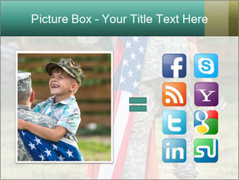 Family Reunion PowerPoint Template - Slide 21