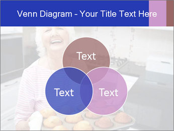 Grandmother Baking Cupcakes PowerPoint Template - Slide 33