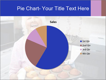 Grandmother Baking Cupcakes PowerPoint Template - Slide 36
