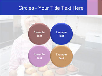 Grandmother Baking Cupcakes PowerPoint Template - Slide 38