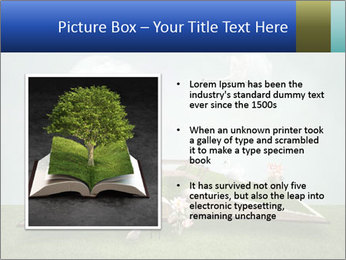 Book Of Nature PowerPoint Template - Slide 13