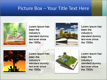 Book Of Nature PowerPoint Template - Slide 14