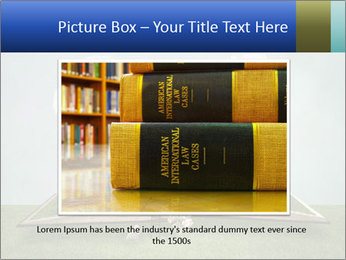 Book Of Nature PowerPoint Template - Slide 16