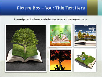 Book Of Nature PowerPoint Template - Slide 19