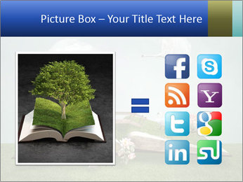 Book Of Nature PowerPoint Template - Slide 21