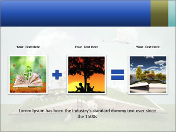 Book Of Nature PowerPoint Template - Slide 22