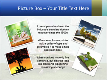 Book Of Nature PowerPoint Template - Slide 24
