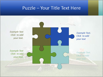 Book Of Nature PowerPoint Template - Slide 43