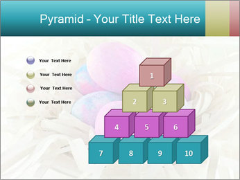 Pink And Blue Easter Eggs PowerPoint Template - Slide 31