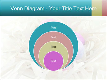 Pink And Blue Easter Eggs PowerPoint Template - Slide 34