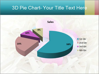 Pink And Blue Easter Eggs PowerPoint Template - Slide 35