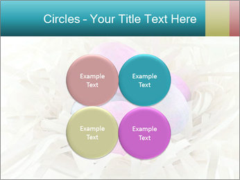 Pink And Blue Easter Eggs PowerPoint Template - Slide 38