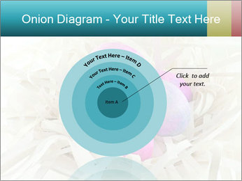 Pink And Blue Easter Eggs PowerPoint Template - Slide 61