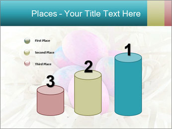Pink And Blue Easter Eggs PowerPoint Template - Slide 65