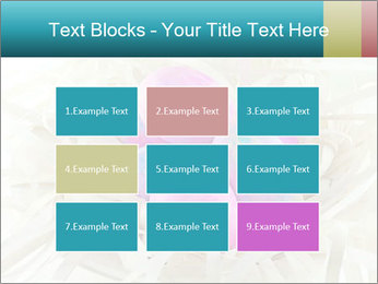 Pink And Blue Easter Eggs PowerPoint Template - Slide 68