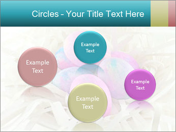 Pink And Blue Easter Eggs PowerPoint Template - Slide 77