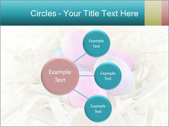 Pink And Blue Easter Eggs PowerPoint Template - Slide 79