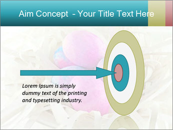 Pink And Blue Easter Eggs PowerPoint Template - Slide 83