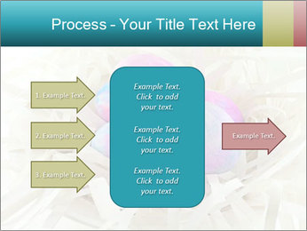 Pink And Blue Easter Eggs PowerPoint Template - Slide 85