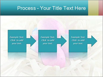 Pink And Blue Easter Eggs PowerPoint Template - Slide 88