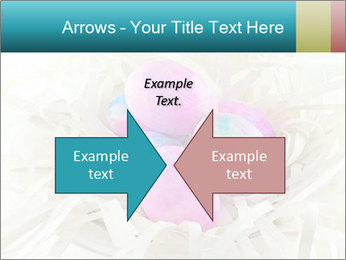 Pink And Blue Easter Eggs PowerPoint Template - Slide 90