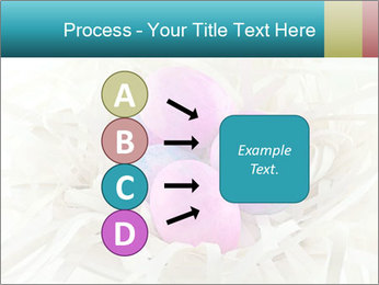 Pink And Blue Easter Eggs PowerPoint Template - Slide 94