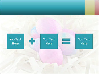 Pink And Blue Easter Eggs PowerPoint Template - Slide 95