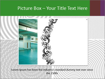 Set of abstract spiral PowerPoint Templates - Slide 15