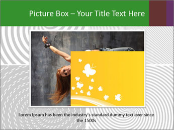 Set of abstract spiral PowerPoint Templates - Slide 16