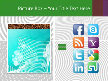 Set of abstract spiral PowerPoint Templates - Slide 21