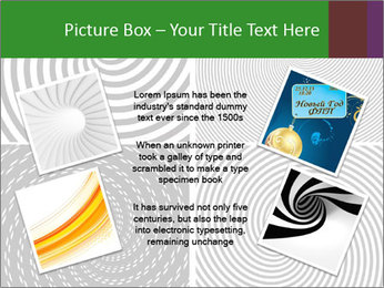 Set of abstract spiral PowerPoint Templates - Slide 24