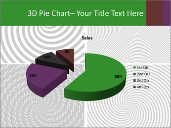 Set of abstract spiral PowerPoint Templates - Slide 35