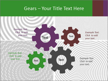 Set of abstract spiral PowerPoint Templates - Slide 47