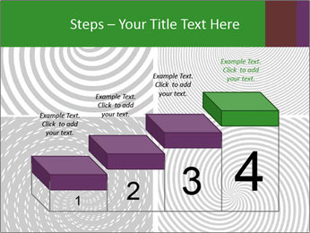 Set of abstract spiral PowerPoint Templates - Slide 64