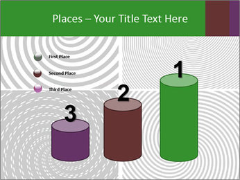 Set of abstract spiral PowerPoint Templates - Slide 65