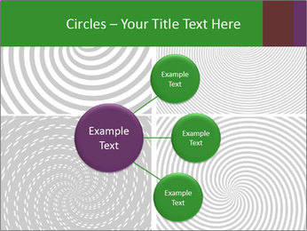 Set of abstract spiral PowerPoint Templates - Slide 79