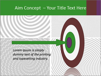 Set of abstract spiral PowerPoint Templates - Slide 83