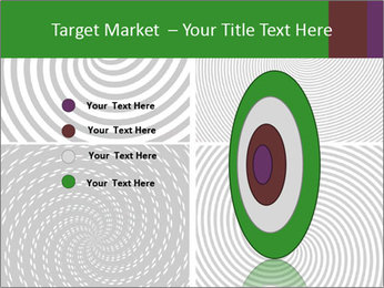 Set of abstract spiral PowerPoint Templates - Slide 84