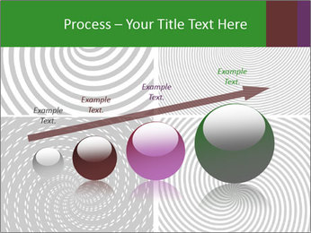 Set of abstract spiral PowerPoint Templates - Slide 87