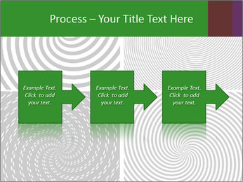 Set of abstract spiral PowerPoint Templates - Slide 88